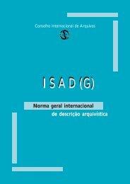 Norma geral internacional de descrição arquivística