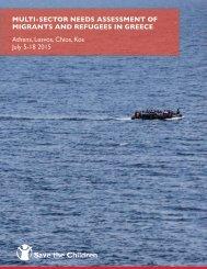 Greece Assessment Report