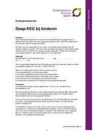 Slaap-EEG bij kinderen