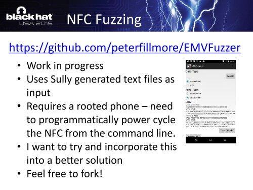 NFC Fuzzinghttps://github