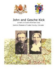 Johann Kuck History