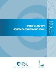 Boletim da educação no Brasil - Inter-American Dialogue