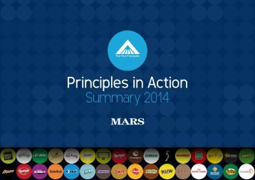Principles in Action