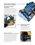 Montacargas con llantas neuMáticas, capacidad de 1.5 a ... - Unimaq - Page 6
