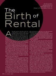 Birth Rental