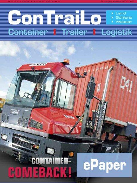 ConTraiLo Container - NFM Verlag Nutzfahrzeuge Management