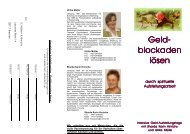 Geldblockaden 2012 2.pdf - Neues Geld Bewusstsein Home