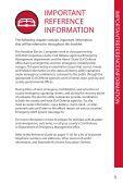 Handbook for Emergency Preparedness - Page 7