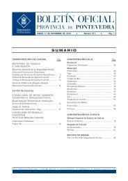 Maquetación 1 - Boletín Oficial da Provincia de Pontevedra