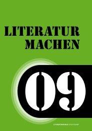 Literaturmachen