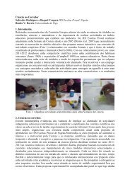 Ciencia no Corredor Salvador Rodríguez e Raquel Vergara ... - Enciga