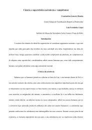 CIENCIA E SUPERSTICIÓN - Enciga