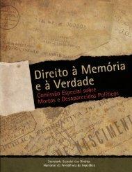 Direito à memória e à verdade - Memórias Reveladas - Arquivo ...