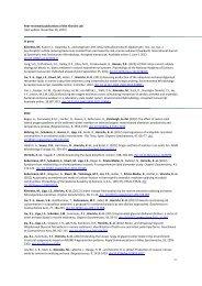 - 1 - Peer-reviewed publications of the Hinrichs Lab (Last ... - Marum