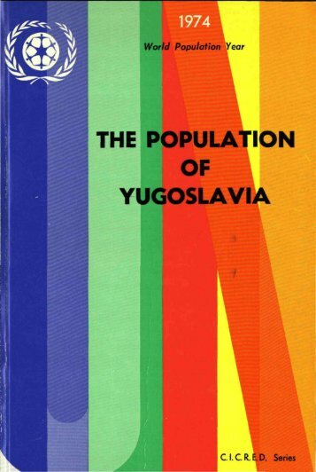 THE POPULATION OF YUGOSLAV!