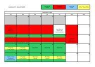 Calendario FIC – Curso 2012/2013 PFCs, TFGs y TFMs Septiembre ...