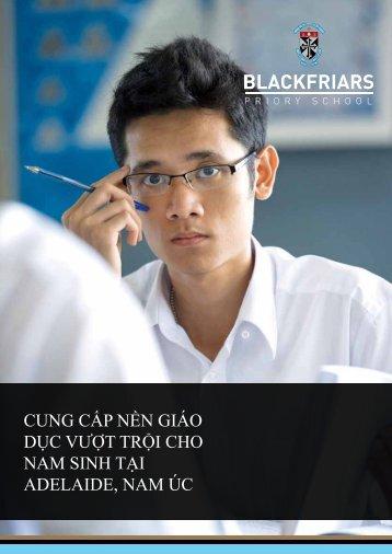 Vietnamese Brochure.pdf - Blackfriars Priory School