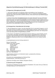 1 Stand Aug. 2012 AGB Weingut Theobald GbR Allgemeine ...