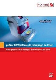 pulsar M6 Système de marquage au laser - Murrplastik Systemtechnik