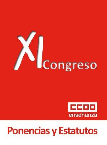 documento - Federación de Enseñanza - CCOO