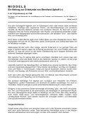 MIDDELS Ein Beitrag zur Ortskunde von Bernhard Uphoff - Gut Ziel - Seite 2