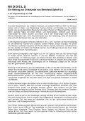 MIDDELS Ein Beitrag zur Ortskunde von Bernhard Uphoff - Gut Ziel - Seite 3
