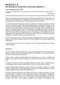 MIDDELS Ein Beitrag zur Ortskunde von Bernhard Uphoff - Gut Ziel - Seite 4