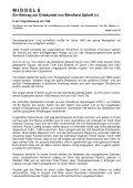 MIDDELS Ein Beitrag zur Ortskunde von Bernhard Uphoff - Gut Ziel - Seite 5