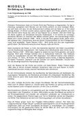 MIDDELS Ein Beitrag zur Ortskunde von Bernhard Uphoff - Gut Ziel - Seite 6