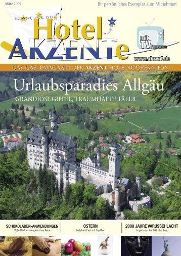 TVProgramm - AKZENT Hotels