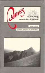 1 - Federación Galega de Montañismo