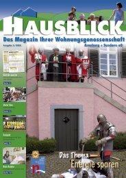Gute Geister Unter Uns Freizeit Energie sparen - Arnsberger ...