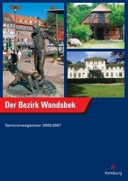 Der Bezirk Wandsbek - Landesseniorenbeirat Hamburg