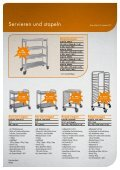 Sommer-Aktion 2012 Alles rund ums Servieren und Transportieren - Seite 2