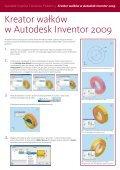 Kreator wałków w Autodesk Inventor 2009 - Page 7