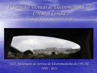 II Jornadas Técnicas de Electromedicina del C.H.U.A Coruña