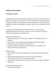 Tätigkeitsbericht 2002 - PDF - Glühwürmchen