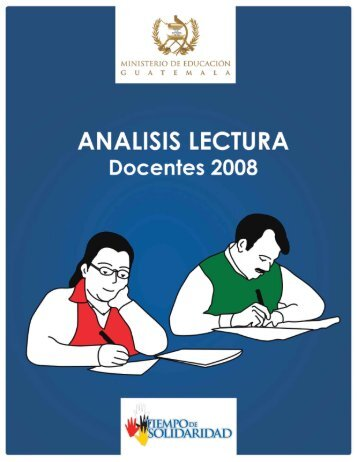 ANALISIS LECTURA - Mineduc