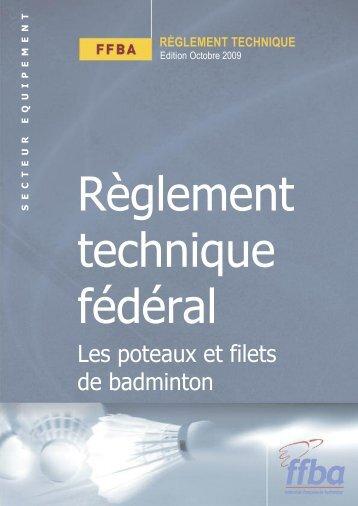 technique fédéral