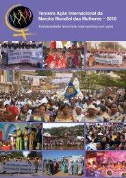 Terceira Ação Internacional da Marcha Mundial das Mulheres – 2010