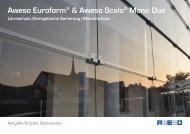 Aweso Fassaden-Systeme - bau docu Österreich