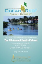 The 4th Annual Family Retreat