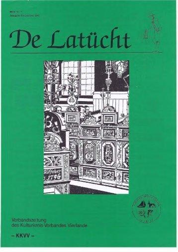 De Latücht Nr. 07 - pdf - de-latuecht.de