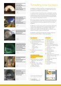 Tunnelling is our business - ALPINE Bau Gmbh - Page 3