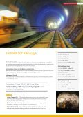 Tunnelling is our business - ALPINE Bau Gmbh - Page 7