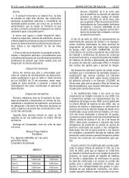 Decreto 156/2005, do 9 de xuño, polo que se modifican ... - Agamfec