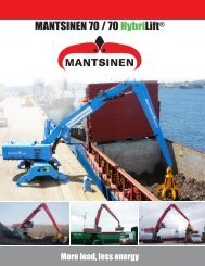 MANTSINEN 70 / 70 HybriLift