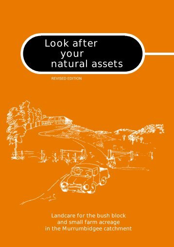 Look after your natural assets