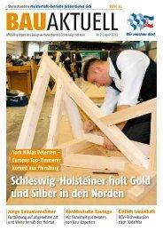 Meisterhaft - Baugewerbeverband Schleswig-Holstein