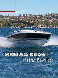 Go Boating November 2010 - Section 3 - Premier Marine